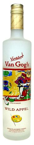 Vincent Van Gogh Vodka Wild Appel